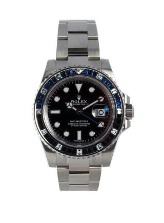 Rolex GMT-Master II 116749 SABLNR