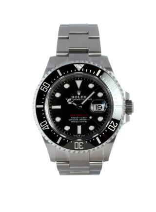 Rolex Sea-Dweller 126600-0001