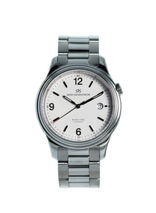 Sjöö Sandström Royal Steel Classic 41mm SS-1841-1